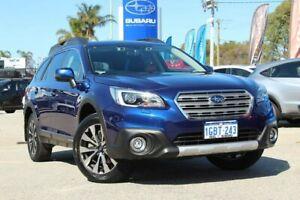 2016 Subaru Outback B6A MY16 2.5i CVT AWD Premium Blue 6 Speed Constant Variable Wagon Greenfields Mandurah Area Preview