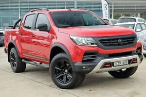 2018 Holden Special Vehicles Colorado RG MY18 SportsCat Pickup Crew Cab Red 6 Speed Sports Automatic Castle Hill The Hills District Preview