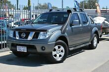 2010 Nissan Navara D40 ST (4x4) Grey Metallic 5 Speed Automatic Dual Cab Pick-up Maddington Gosnells Area Preview