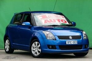 2009 Suzuki Swift RS415 RE4 Blue 4 Speed Automatic Hatchback Ringwood East Maroondah Area Preview