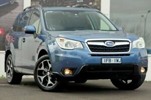 2015 Subaru Forester S4 MY15 2.5i-S CVT AWD Blue 6 Speed Constant Variable Wagon Ferntree Gully Knox Area Preview