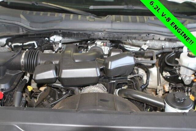 2019 Ford F-250SD XL 23192 Miles Oxford White 4D Crew Cab 6.2L V8 EFI SOHC 16V F