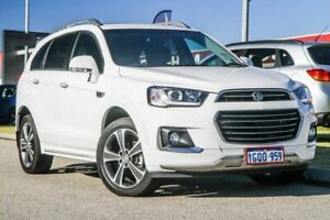 2018 Holden Captiva CG MY18 LTZ AWD White 6 Speed Sports Automatic Wagon Rockingham Rockingham Area Preview