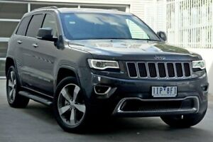 2015 Jeep Grand Cherokee WK MY15 Limited Grey 8 Speed Sports Automatic Wagon Berwick Casey Area Preview