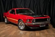1969 Ford Mustang Mach 1 Red Automatic Coupe Benowa Gold Coast City Preview