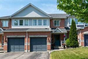 3 Bed / 3 Bath Freehold Townhome W/ Fin'd Bsmnt