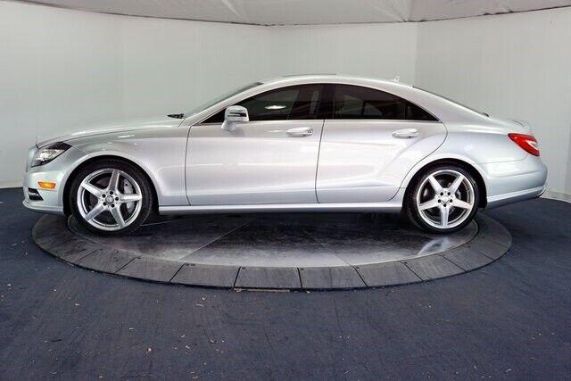 Image 2 Voiture Européenne d'occasion Mercedes-Benz CLS-Class 2014