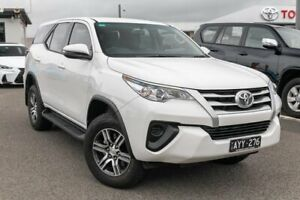 2019 Toyota Fortuner GUN156R GX White 6 Speed Automatic Wagon Dandenong Greater Dandenong Preview