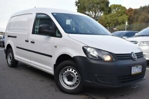 2015 Volkswagen Caddy 2KN MY15 TDI250 BlueMOTION Maxi DSG White 7 Speed Sports Automatic Dual Clutch Mill Park Whittlesea Area Preview