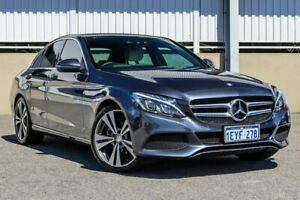 2015 Mercedes-Benz C-Class W205 806MY C200 7G-Tronic + Grey Sports Automatic Sedan Cannington Canning Area Preview