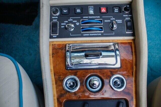 Image 23 Coche Americano usado Rolls-Royce Corniche 1991