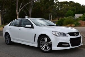 2013 Holden Commodore VF MY14 SV6 White 6 Speed Sports Automatic Sedan St Marys Mitcham Area Preview