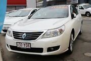 2012 Renault Latitude L43 MY12 Luxe White 6 Speed Sports Automatic Sedan Cleveland Redland Area Preview