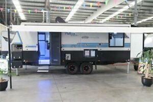 2020 Elite Palazo Semi Off Road Slide Out Ensu Caravan Kilburn Port Adelaide Area Preview