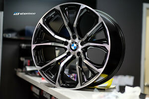 "BMW X5 / X6 20"" RIM & TIRE Package 20"" - * WheelsCo *"