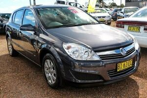 2008 Holden Astra AH MY08.5 60th Anniversary Blue 4 Speed Automatic Hatchback Minchinbury Blacktown Area Preview