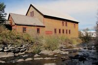 Vieux moulin de Metgermette Nord ( sciage de bois et à farine)