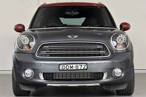 2015 Mini Countryman R60 MY15 Cooper D Earl Grey Metallic 6 Speed Sports Automatic Wagon Alexandria Inner Sydney Preview