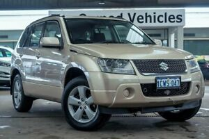2008 Suzuki Grand Vitara JT MY07 Upgrade (4x4) Gold 5 Speed Automatic Wagon Cannington Canning Area Preview