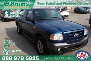 2008 Ford Ranger XLT - Wholesale Unit, No PST!! w/4x4