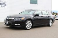 2014 Acura RLX TECHNOLOGY PACKAGE - ONE OWNER - NO ACCIDENTS - T
