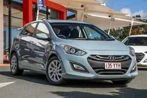 2013 Hyundai i30 GD Active Blue 6 Speed Sports Automatic Hatchback Noosaville Noosa Area Preview