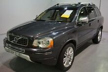 2010 Volvo XC90 P28 MY10 D5 Geartronic Executive Grey 6 Speed Sports Automatic Wagon Old Guildford Fairfield Area Preview