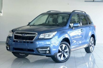 2017 Subaru Forester S4 MY17 2.5i-L CVT AWD Blue 6 Speed Constant Variable Wagon