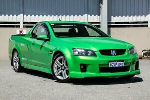 2007 Holden Commodore VE SS Green 6 Speed Manual Utility