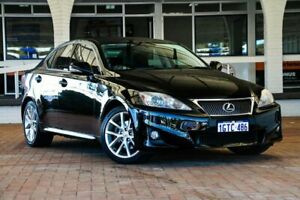 2012 Lexus IS250 GSE20R MY11 Prestige Black 6 Speed Sports Automatic Sedan Melville Melville Area Preview