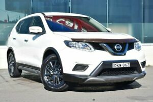 2016 Nissan X-Trail T32 ST X-tronic 2WD White 7 Speed Constant Variable Wagon Cardiff Lake Macquarie Area Preview