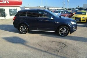2017 Holden Captiva CG MY17 LTZ AWD Blue 6 Speed Sports Automatic Wagon Bayswater Bayswater Area Preview