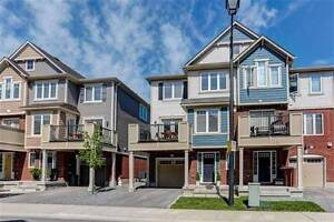 End Unit Freehold Town Home For Sale In Milton ! Priced To Sell