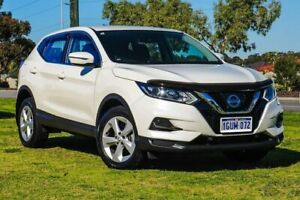 2018 Nissan Qashqai J11 Series 2 ST X-tronic White 1 Speed Constant Variable Wagon Wangara Wanneroo Area Preview