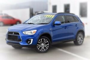 2015 Mitsubishi ASX XB MY15.5 LS 2WD Blue 6 Speed Constant Variable Wagon Berwick Casey Area Preview