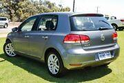 2012 Volkswagen Golf VI MY13 118TSI DSG Comfortline Grey 7 Speed Sports Automatic Dual Clutch Wangara Wanneroo Area Preview