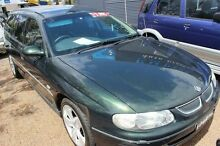 1999 Holden Commodore Acclaim Green 4 Speed Automatic Wagon Minchinbury Blacktown Area Preview