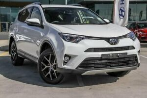2018 Toyota RAV4 ZSA42R GXL 2WD White 7 Speed Constant Variable Wagon Aspley Brisbane North East Preview
