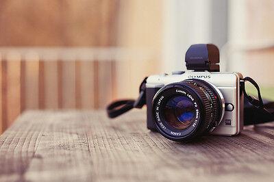 Unheimlich beliebt und eine Gegenbewegung zur Voll-Digitalisierung: Kameras im Retrolook (55Laney69 (CC BY 2.0))