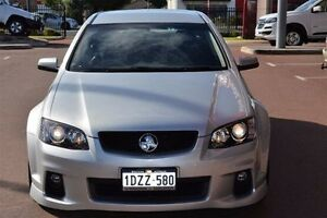 2011 Holden Commodore VE II SS V Sportwagon Redline Silver 6 Speed Sports Automatic Wagon Gosnells Gosnells Area Preview