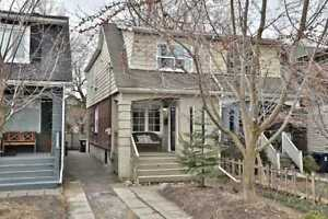 Lovely & Charming 3 Bedrm Semi With Coveted Open Front