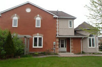 Beautiful 3 Bed End Town Home, North Whitby, Rent or Rent-To-Own
