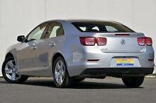 2013 Holden Malibu V300 MY13 CD Silver 6 Speed Sports Automatic Sedan Ferntree Gully Knox Area Preview