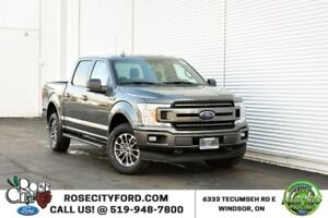 2018 Ford F-150 XLT Sport 4x4 / Accident Free / Backup Cam