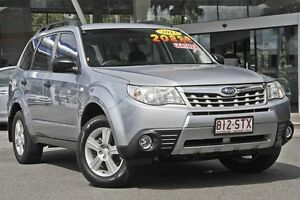 2012 Subaru Forester S3 MY12 X AWD Luxury Edition Ice Silver 4 Speed Sports Automatic Wagon Mount Gravatt Brisbane South East Preview