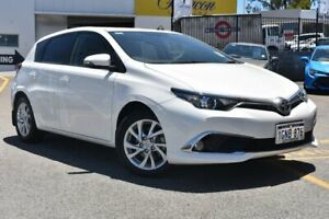 2018 Toyota Corolla ZRE182R Ascent Sport S-CVT White 7 Speed Constant Variable Hatchback Nedlands Nedlands Area Preview