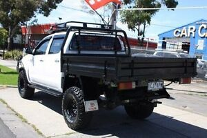 2007 Toyota Hilux KUN26R MY07 SR White 5 Speed Manual Cab Chassis Altona North Hobsons Bay Area Preview