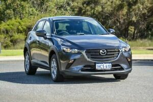2019 Mazda CX-3 DK2W7A Maxx SKYACTIV-Drive FWD Sport Grey 6 Speed Sports Automatic Wagon Cannington Canning Area Preview