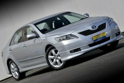 2008 Toyota Camry ACV40R Sportivo Silver 5 Speed Automatic Sedan Ferntree Gully Knox Area Preview