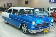 1955 Chevrolet Bel-Air Blue Automatic Coupe Carss Park Kogarah Area Preview